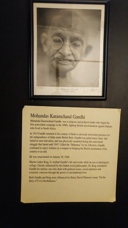 Background on Gandhi