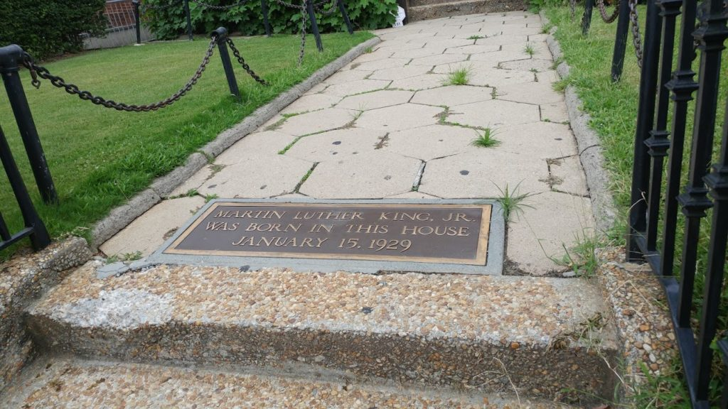 MLK Birthplace