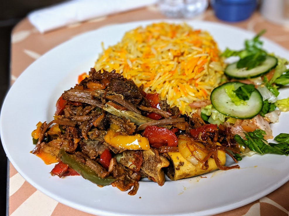 Tawakal Halal Cafe Boston Ma Life As A Maven